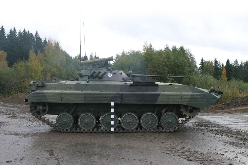 PsPr kalustokuvat BMP-2