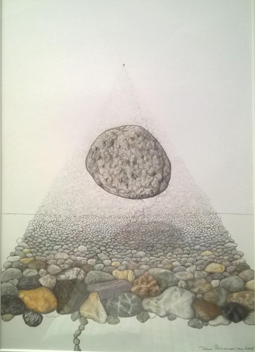 Ilma Tahvanainen, kivinen tie